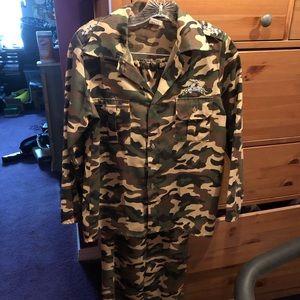 Boys Military Costume
